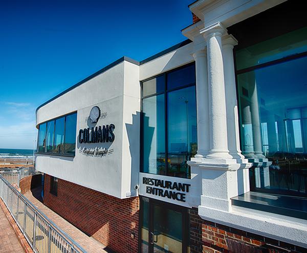 Colmans, South Shields
