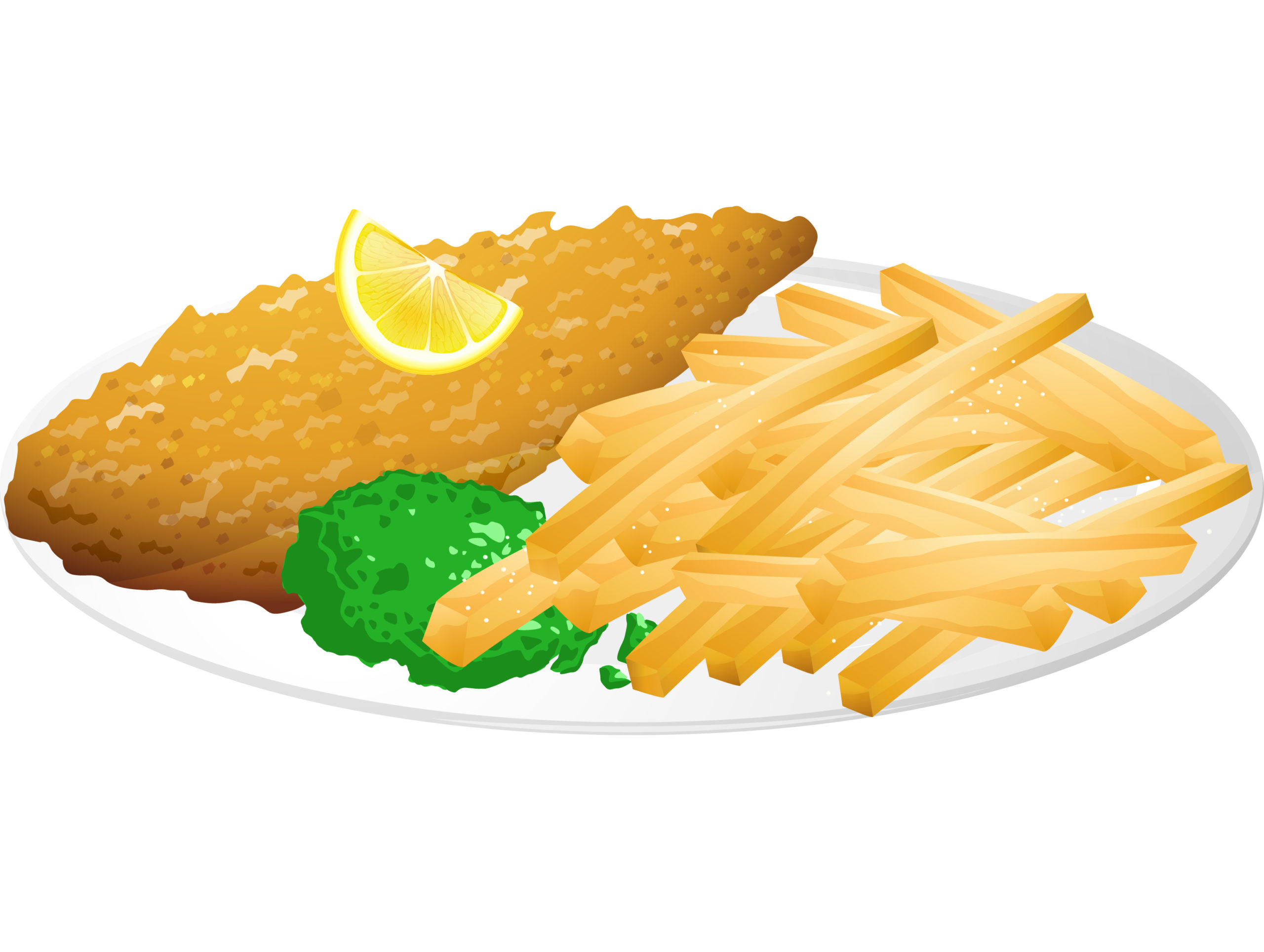 fish and chips emoji
