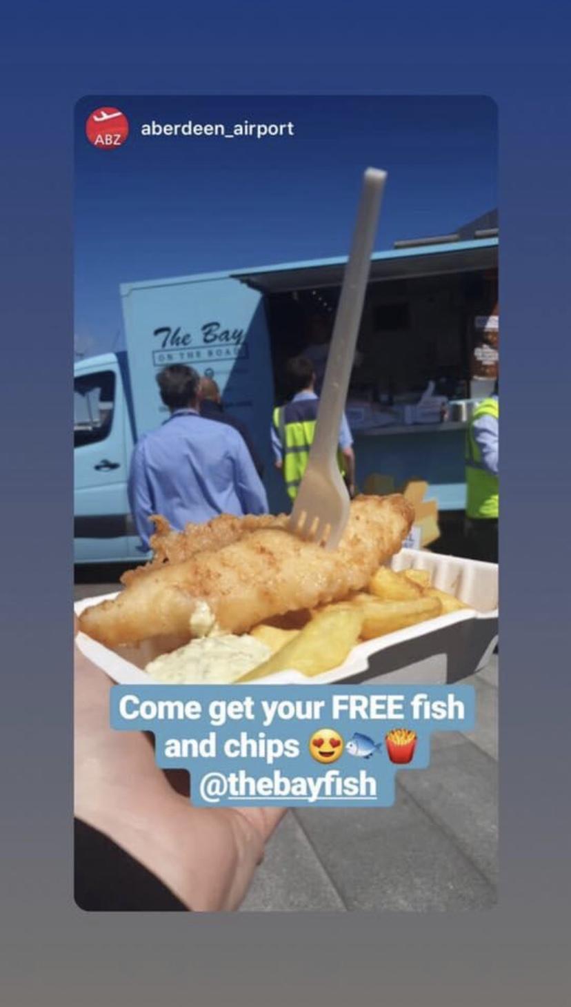National Fish & Chip Day KFE